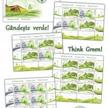 Europa 2016, Gandeste verde_Europa 2016, Think Green!
