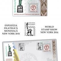 Expozitia Filatelica Mondiala NY 2016_World Stamp Show NY 2016